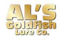 Al's Goldfish Promotional Fishing Lures